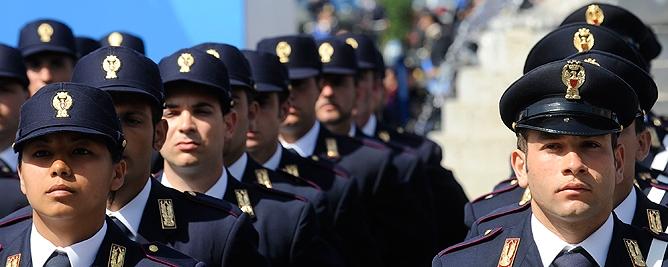 Castiglion Fiorentino conferisce la cittadinanza onoraria alla Polizia di Stato