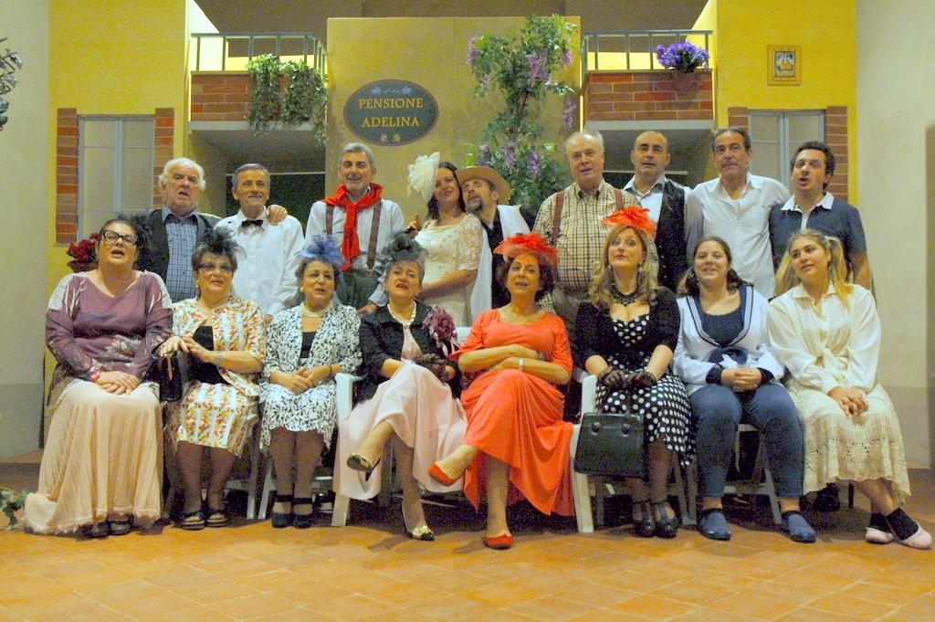 La Compagnia del Polvarone al Rosini di Lucignano