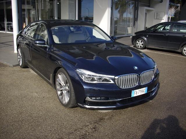Test Drive: BMW Serie 7