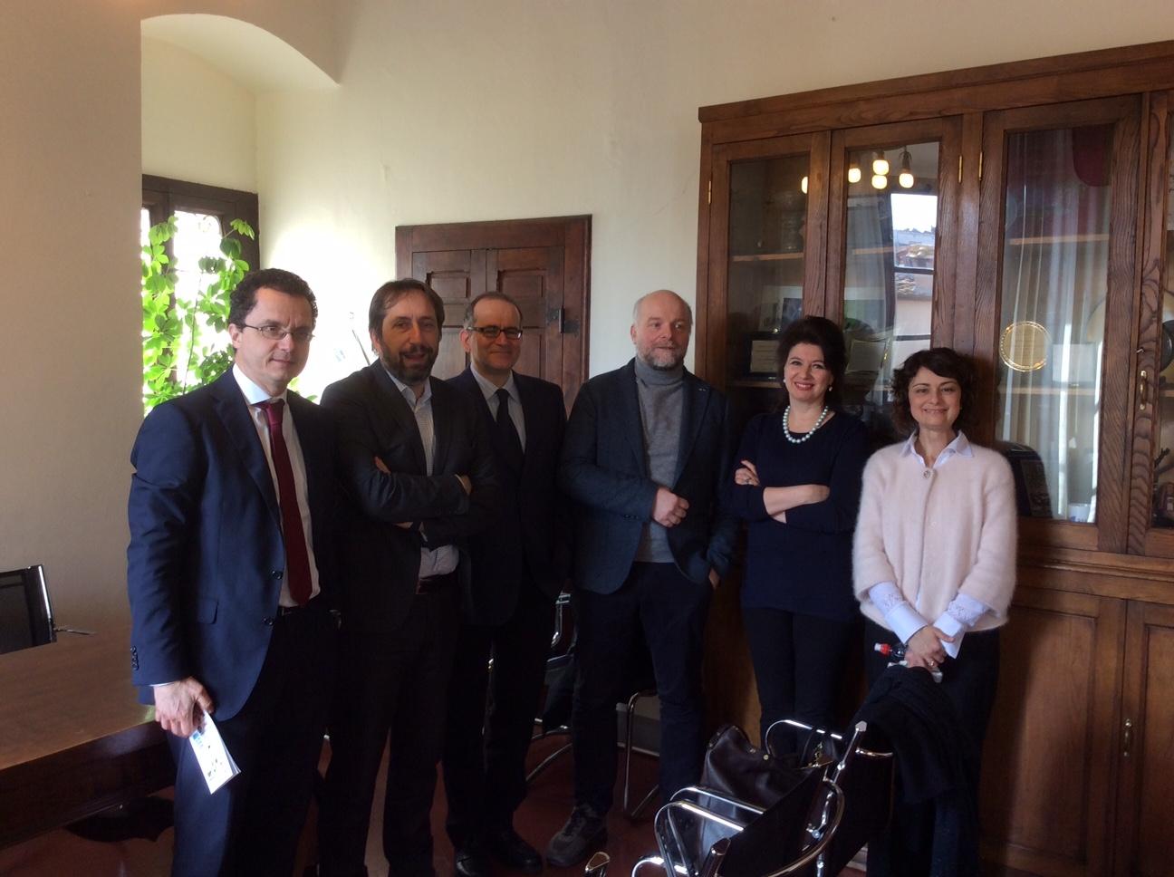 I migliori dentisti d'Europa a Cortona per sostenere i progetti di Autismo Arezzo
