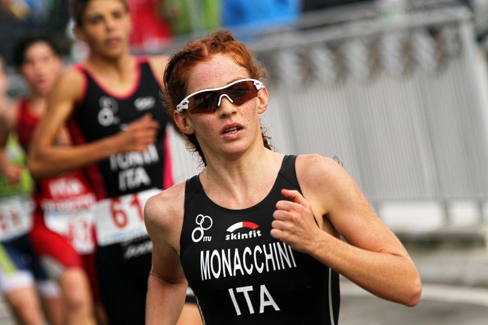 Elisa Monacchini in lizza per il titolo di triathleta toscana dell'anno, ecco come votarla
