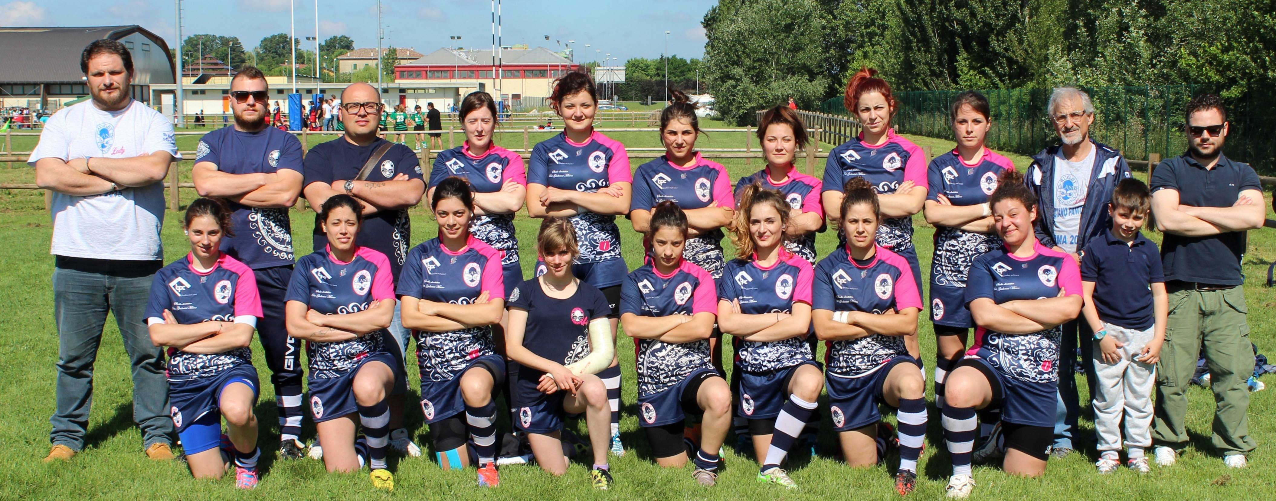 Rugby Clanis
