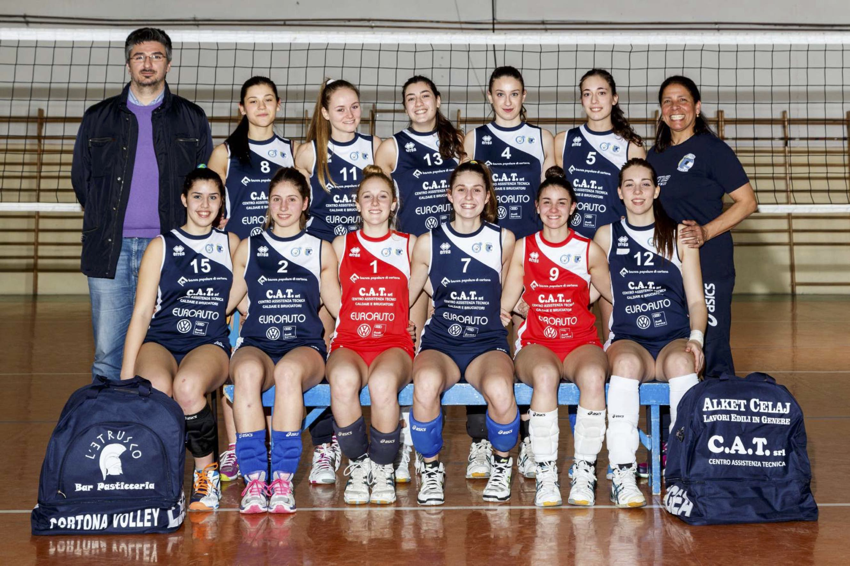 Under 18 F Cortona Volley