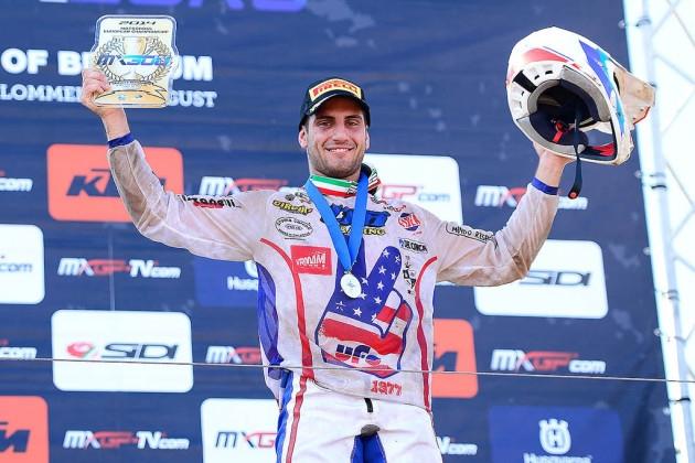Samuele Bernardini conquista il secondo posto a Lamezia Terme