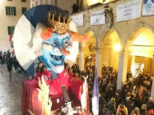 Il Carnevale di Foiano 2016 va ai Rustici