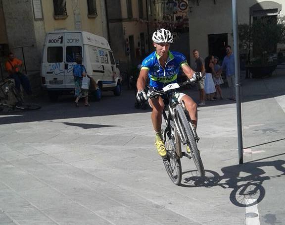 Simone Magi: il campione di mountain bike si racconta.