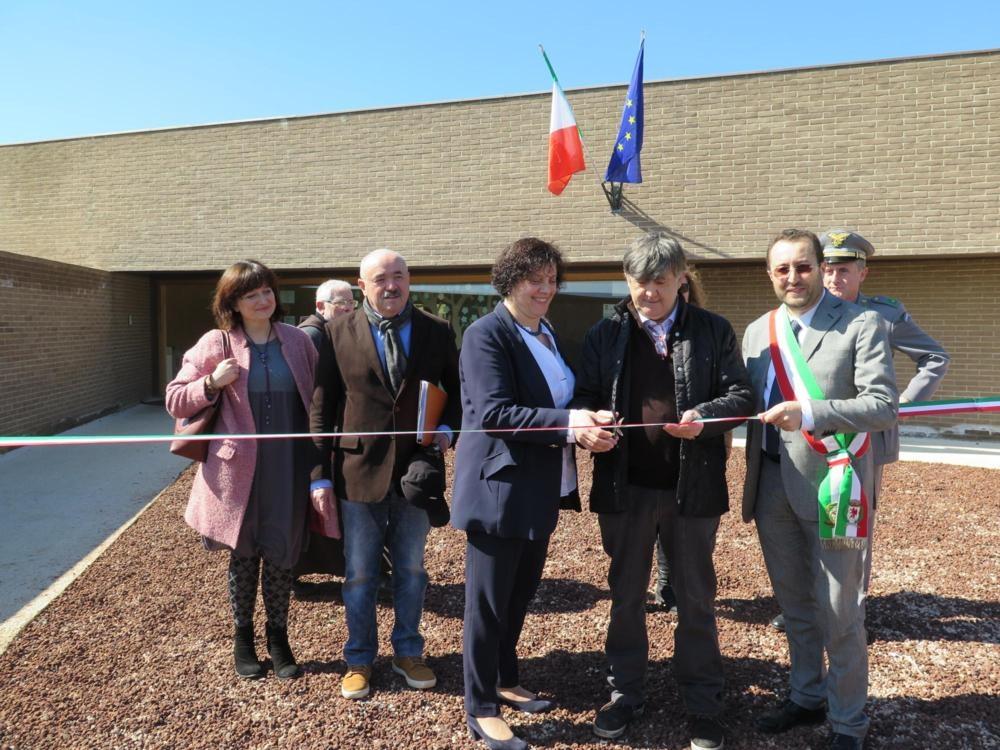 Montepulciano, inaugurata la nuova scuola di Sant'Albino