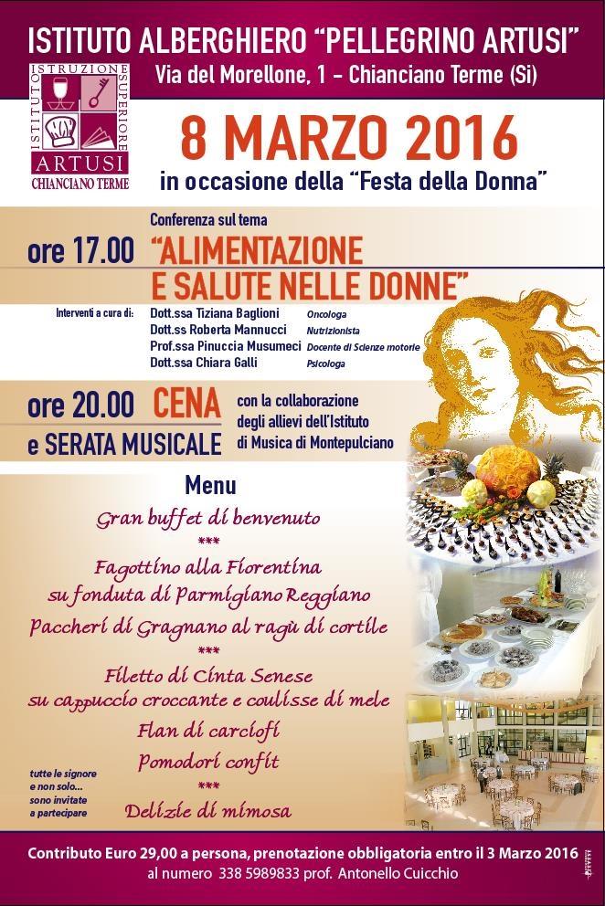 Festa della Donna, tutte le iniziative in Valdichiana senese