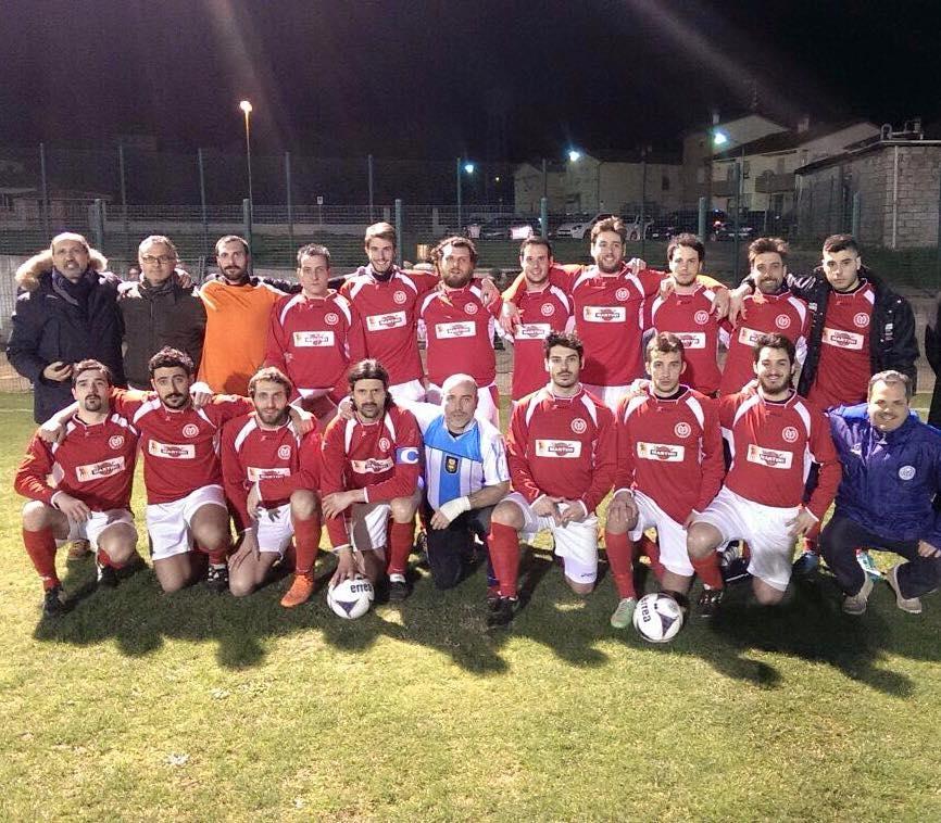 Calcio, Monsigliolo vince la Coppa Provinciale di Terza Categoria
