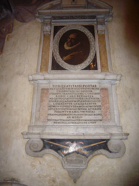 576px-S Onofrio - tomba di Torquato Tasso 1080321