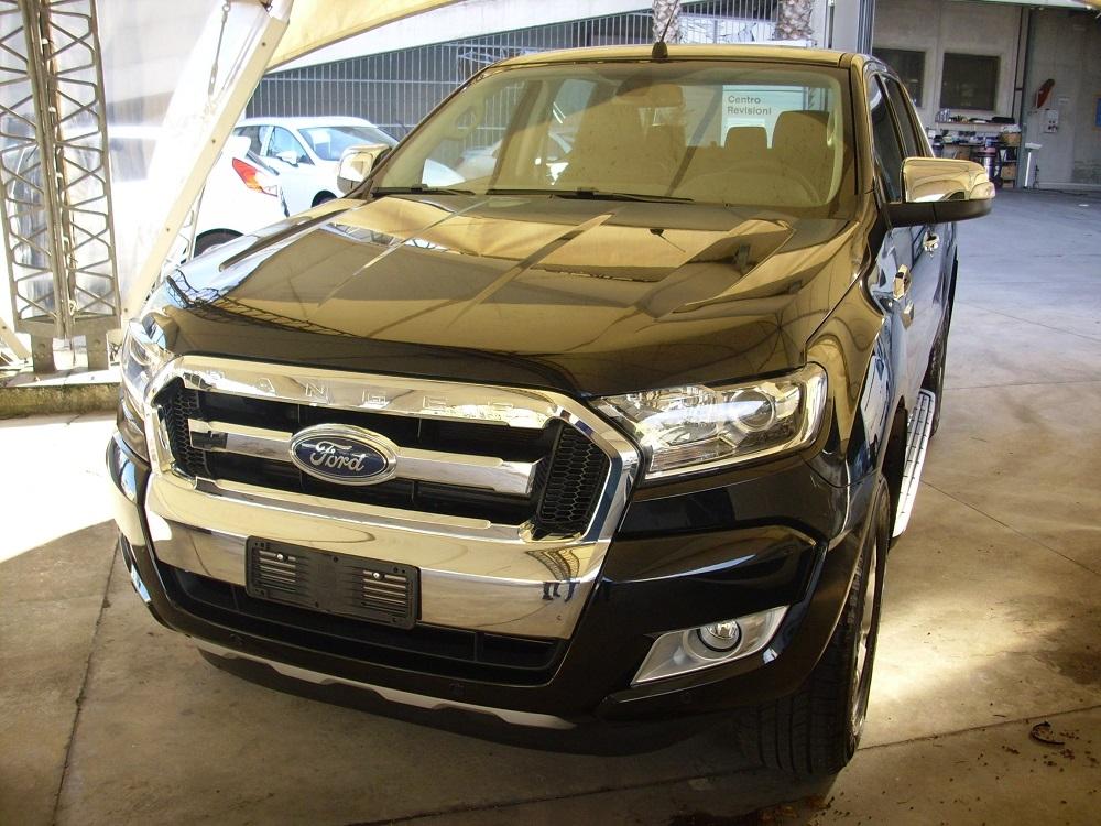 Test Drive: Ford Ranger, accattivante e 'muscoloso'