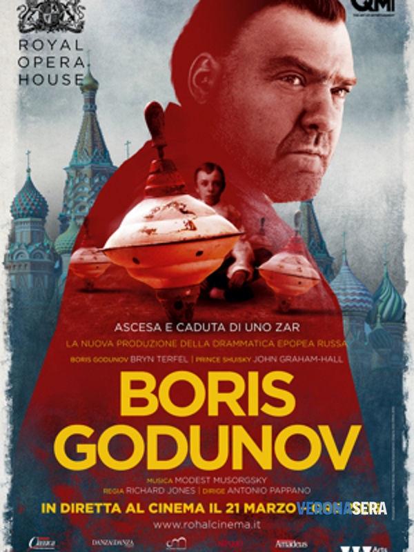 Un 'Boris Godunov' estremo al Signorelli che apre le porte alla lirica
