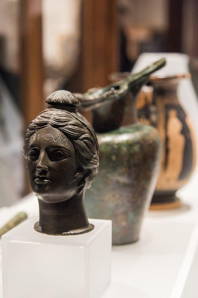 2500 ingressi nei primi 11 giorni per 'Etruschi maestri di scrittura'