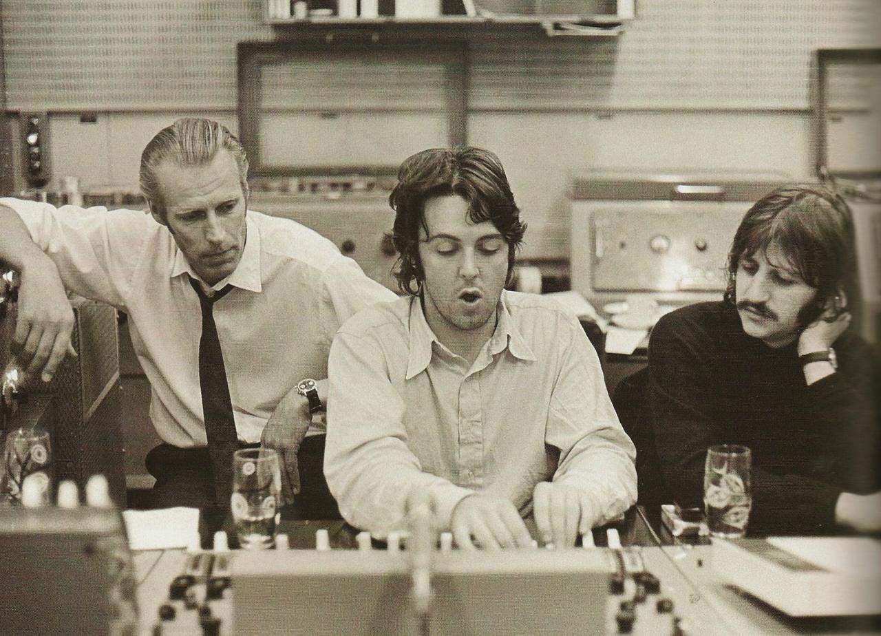 George Martin, il Beatle che la buttava dentro