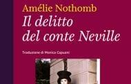 L'Angolo del bibliotecario: Il delitto del Conte Neville, di Amélie Nothomb