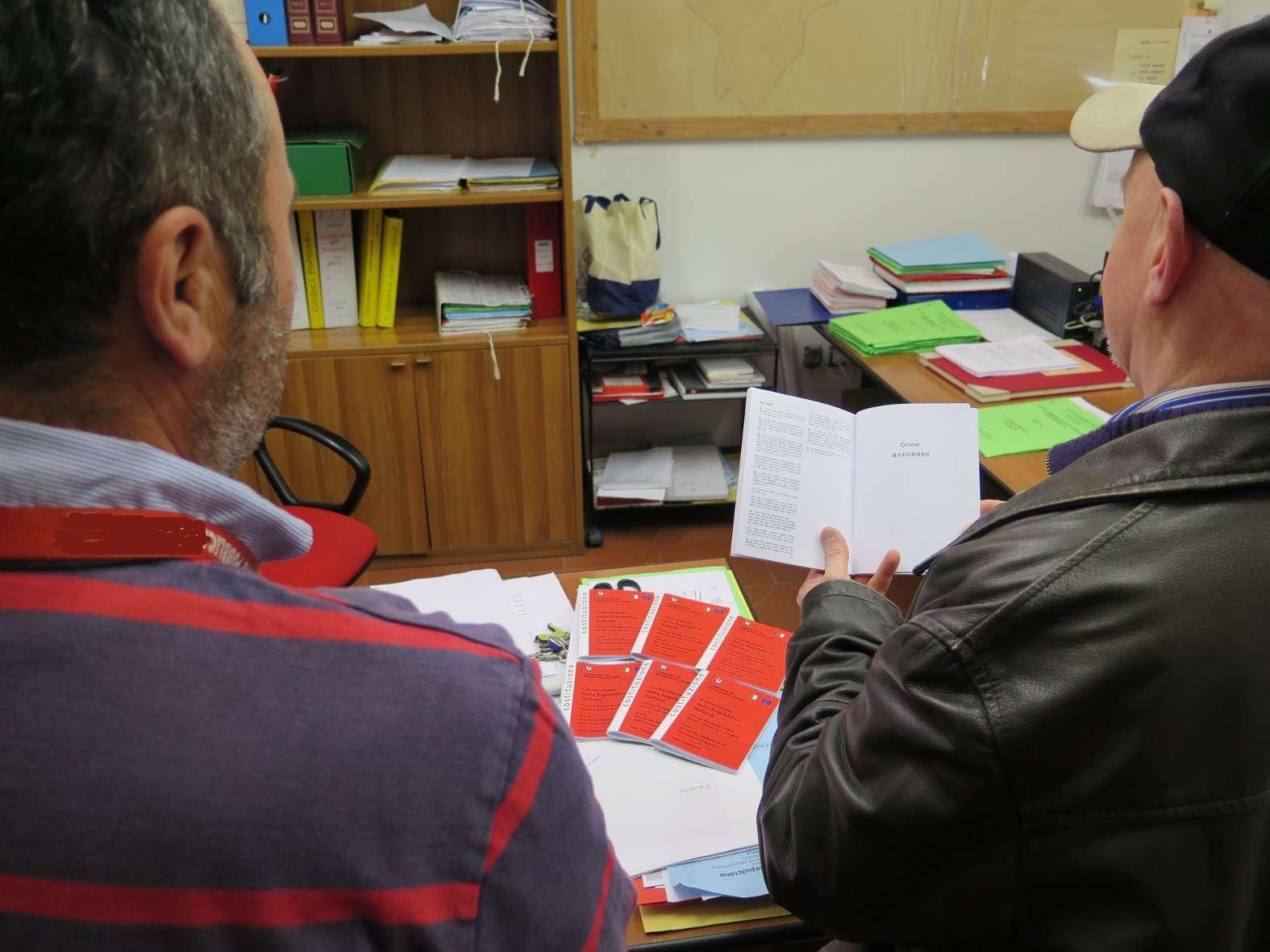 Montepulciano, conoscenza e rispetto indispensabili per l'integrazione