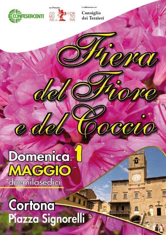 Fiera del Rame a Cortona per il Primo Maggio