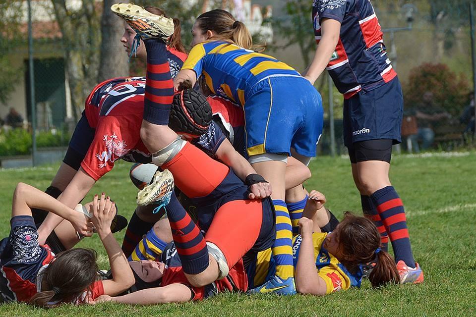 Rugby, prosegue la stagione delle donne Etrusche domenica in campo contro Terni