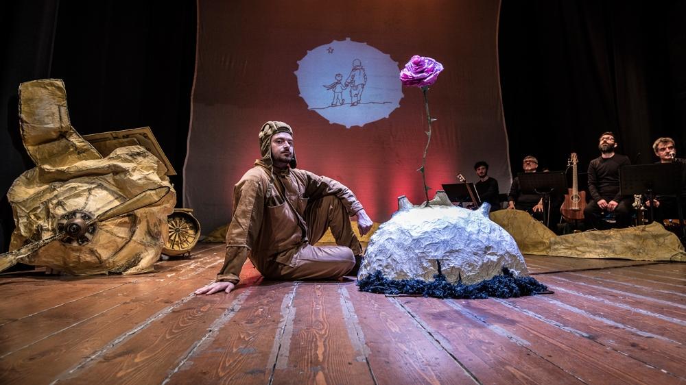 'Il piccolo Principe e l'aviatore' chiude la stagione teatrale del Verdi