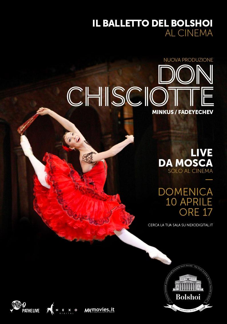 La Danza al Signorelli, il Don Chisciotte dal Bolshoi