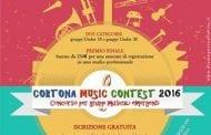Al via il Cortona Music Contest, opportunità per le band locali