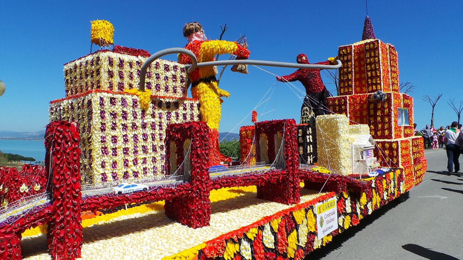 L'Olanda arriva a Castiglione del Lago con la Festa del Tulipano