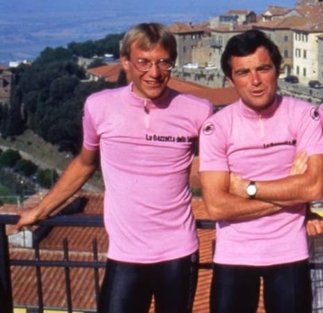 Quando il Giro passò a Cortona...