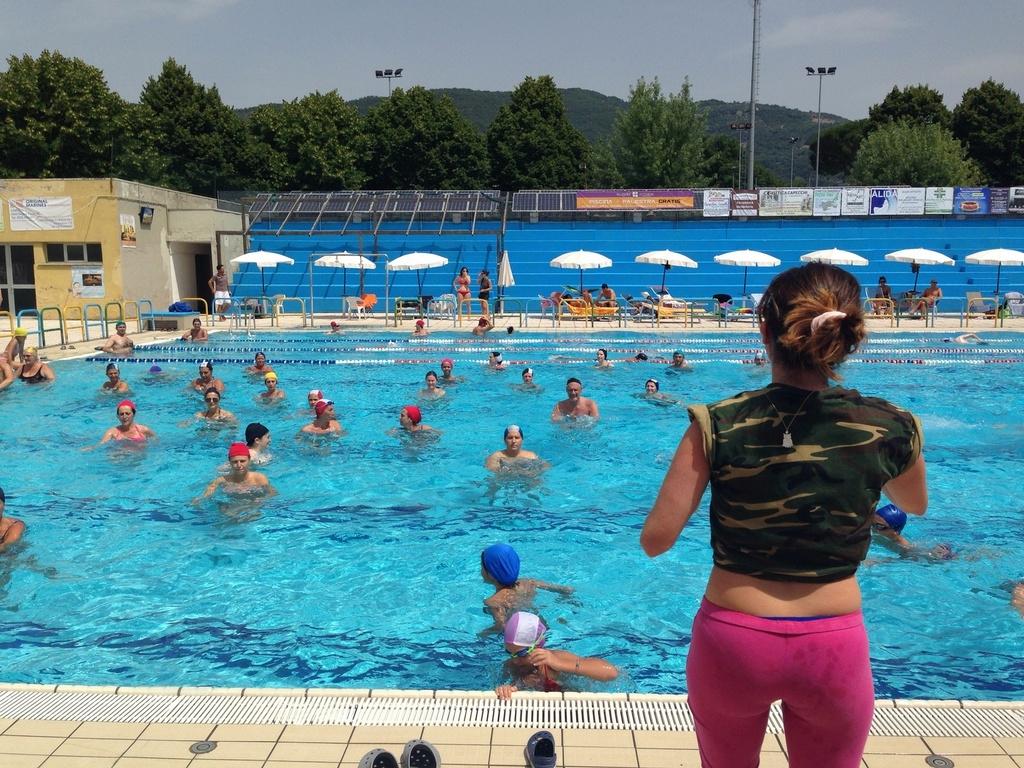 Castiglioni, la piscina comunale affidata alla Virtus Buonconvento