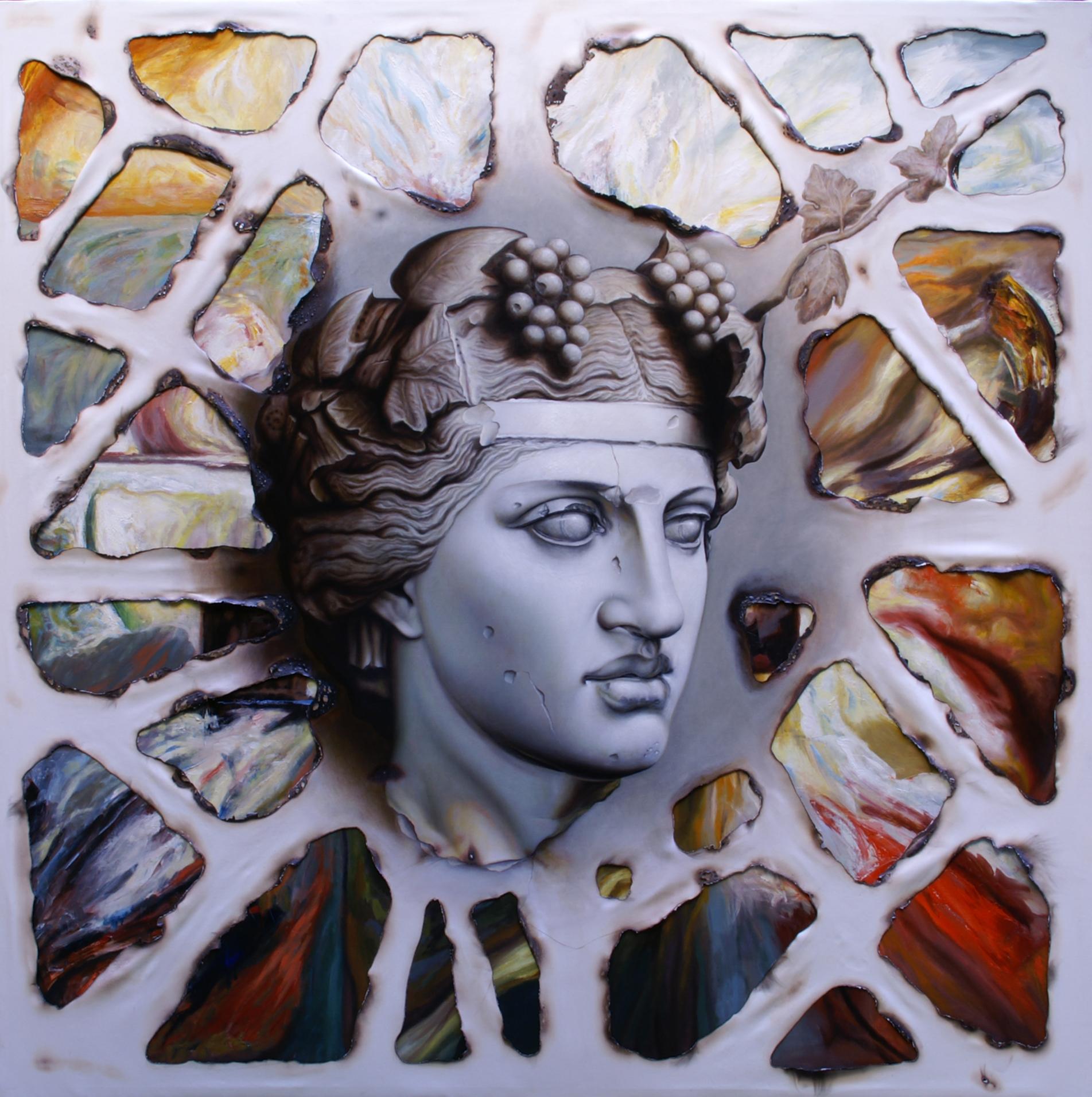 Intersezioni, passato e contemporaneità alla Galleria Triphè