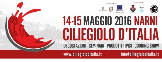 A NARNI IL CILIEGIOLO D'ITALIA
