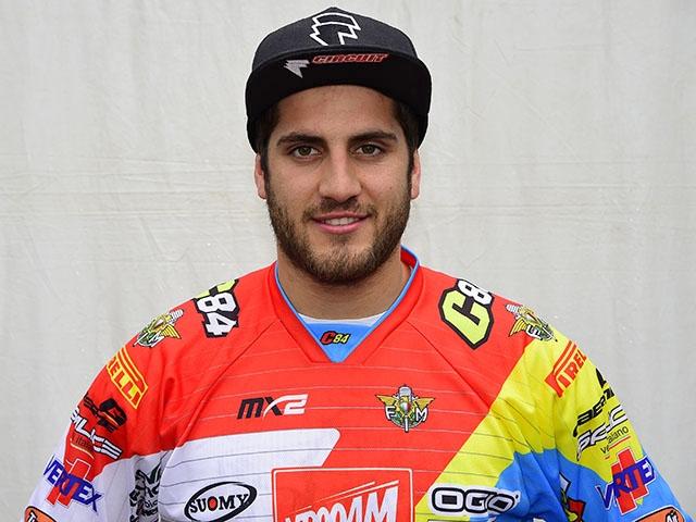 Samuele Bernardini 10° e 7° nel Gran Premio di Spagna del Mondiale MX2