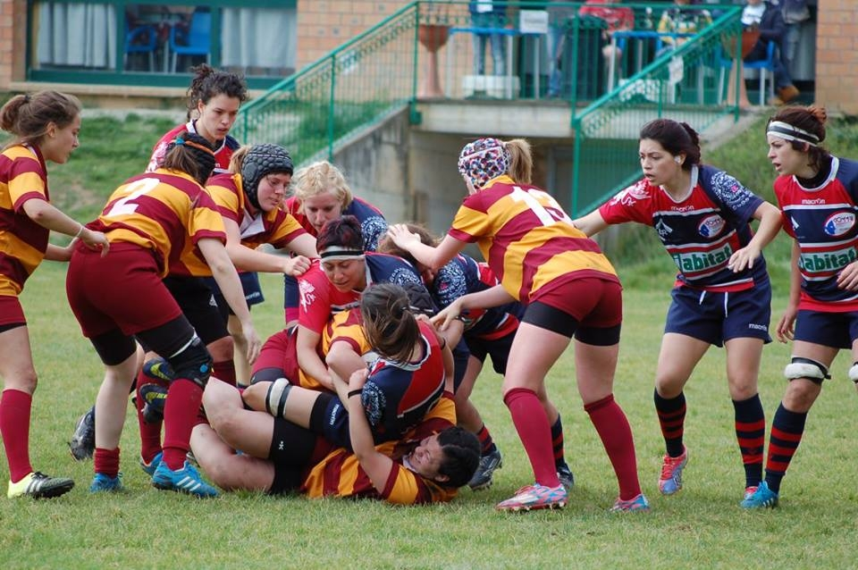 Rugby, le Donne Etrusche battono Frascati