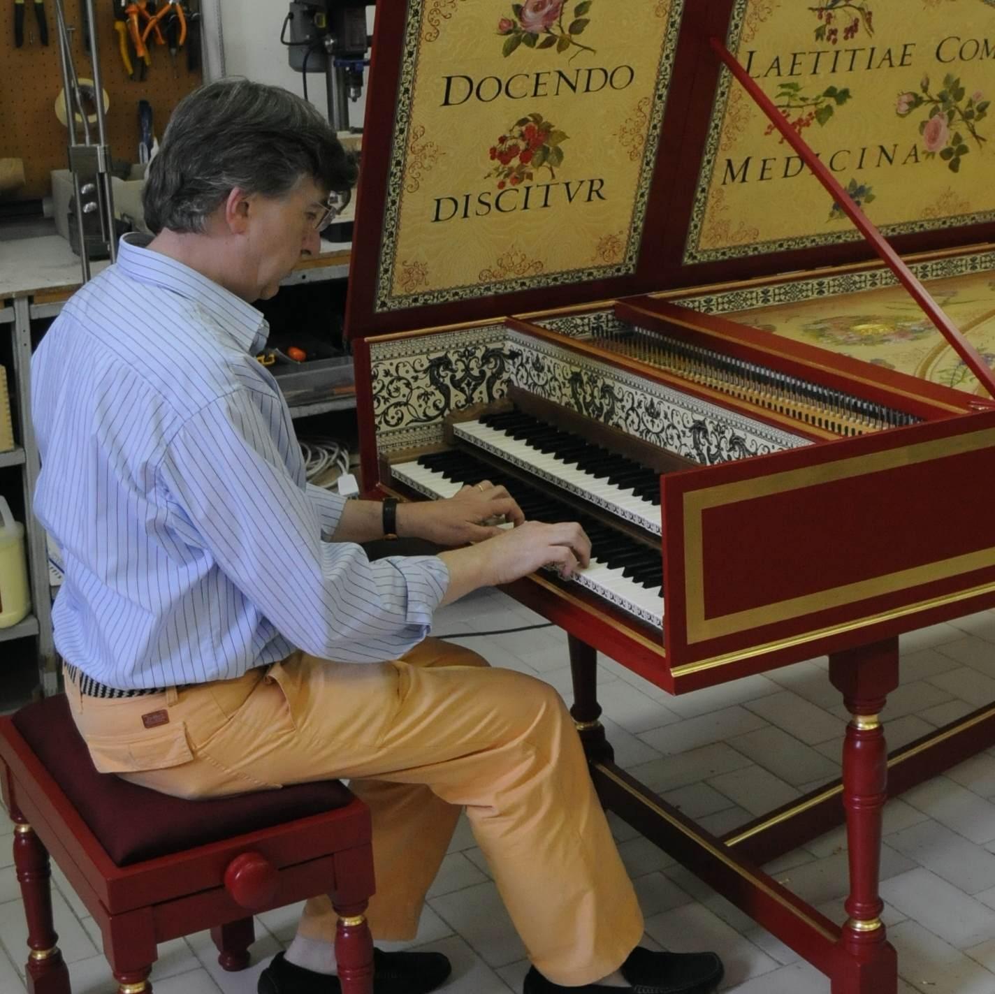 Cortona, concerto dell'organista Edoardo Maria Bellotti nella Chiesa di Santa Maria Nuova