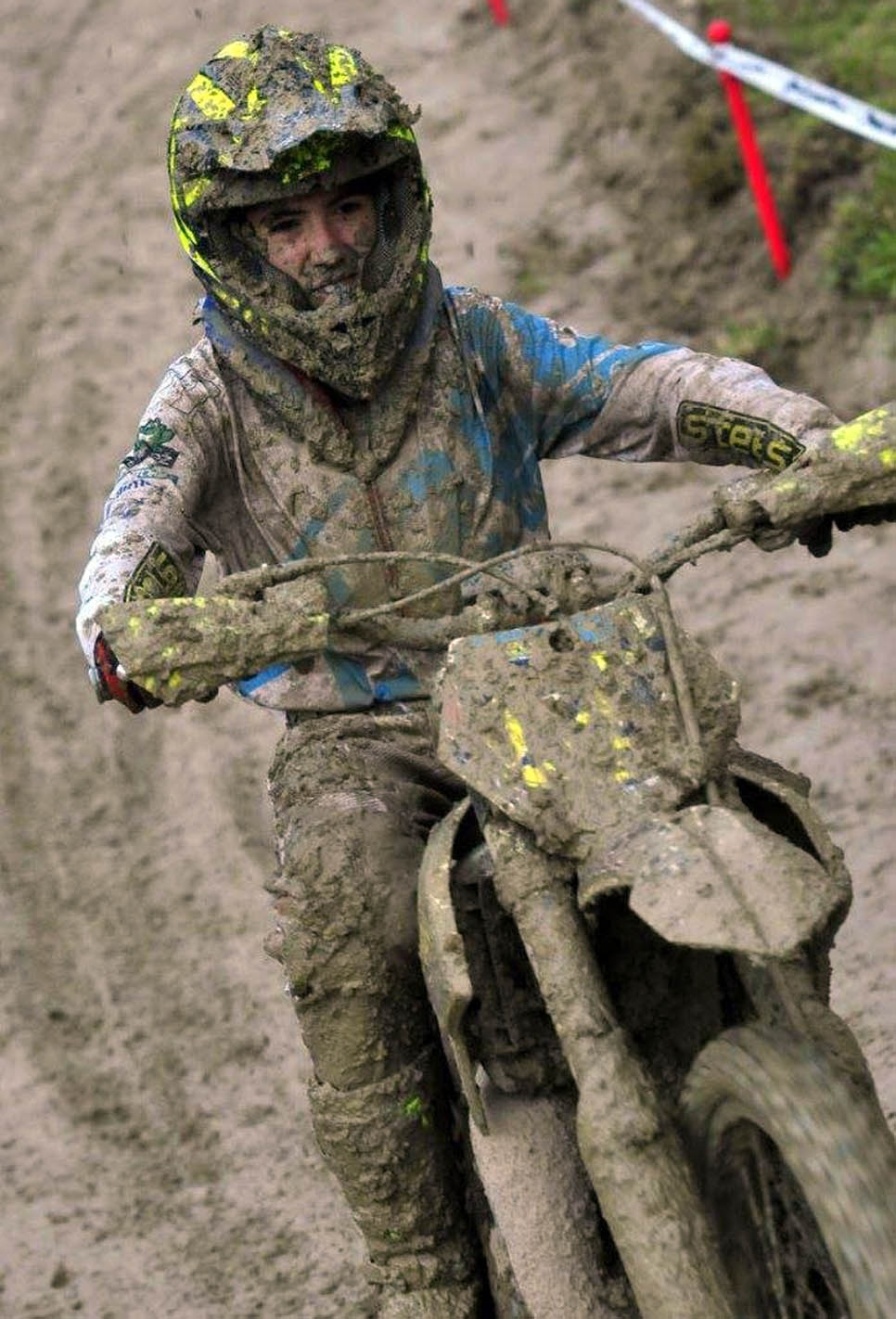 Steels Motocross, Morgan Bennati terzo ai campionati toscani