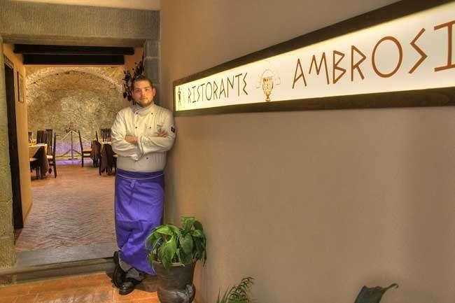 Cortona nel bicchiere, appuntamento al ristorante Ambrosia