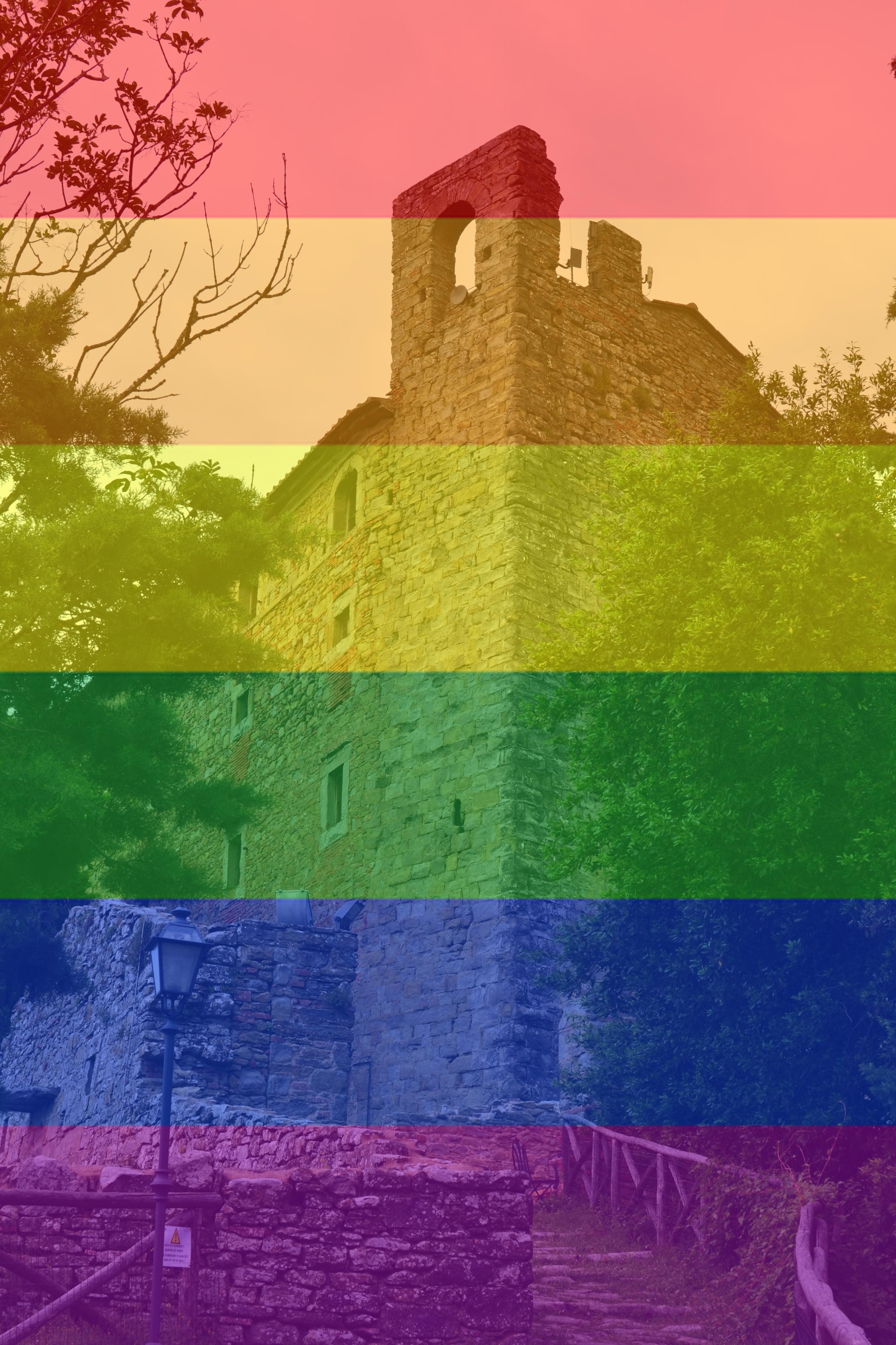 La Fortezza del Girifalco si candida per ospitare la prima unione civile gay in Toscana