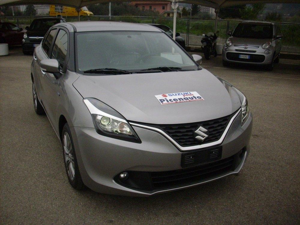 Test Drive: Suzuki Baleno