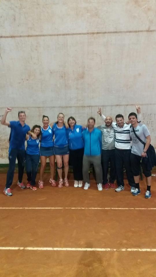 Tennis Club Castiglionese promosso in serie D1, domenica la finalissima del campionato regionale