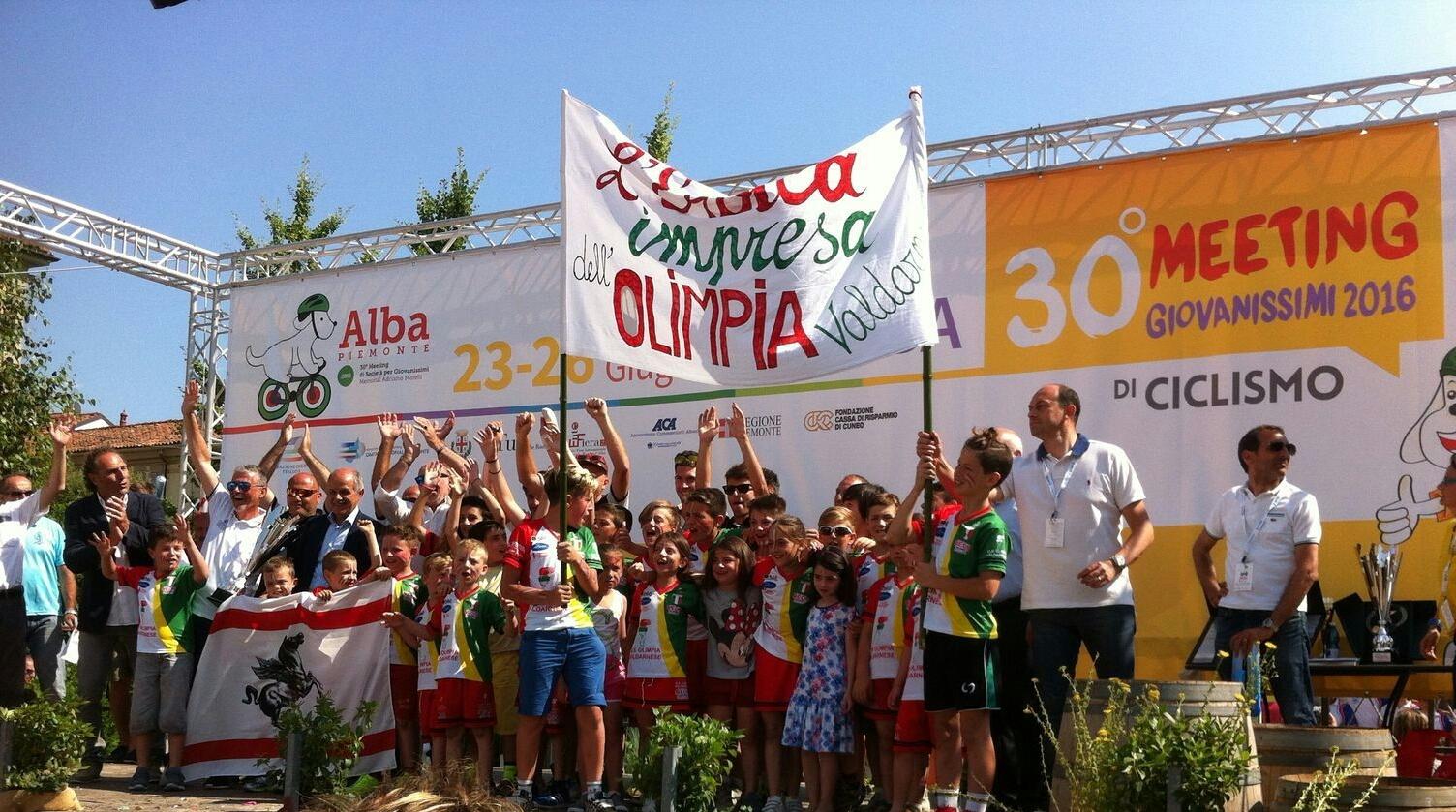Conclusi ad Alba i campionati nazionali giovanissimi, i risultati dei cortonesi aiutano l'Olimpia Valdarnese