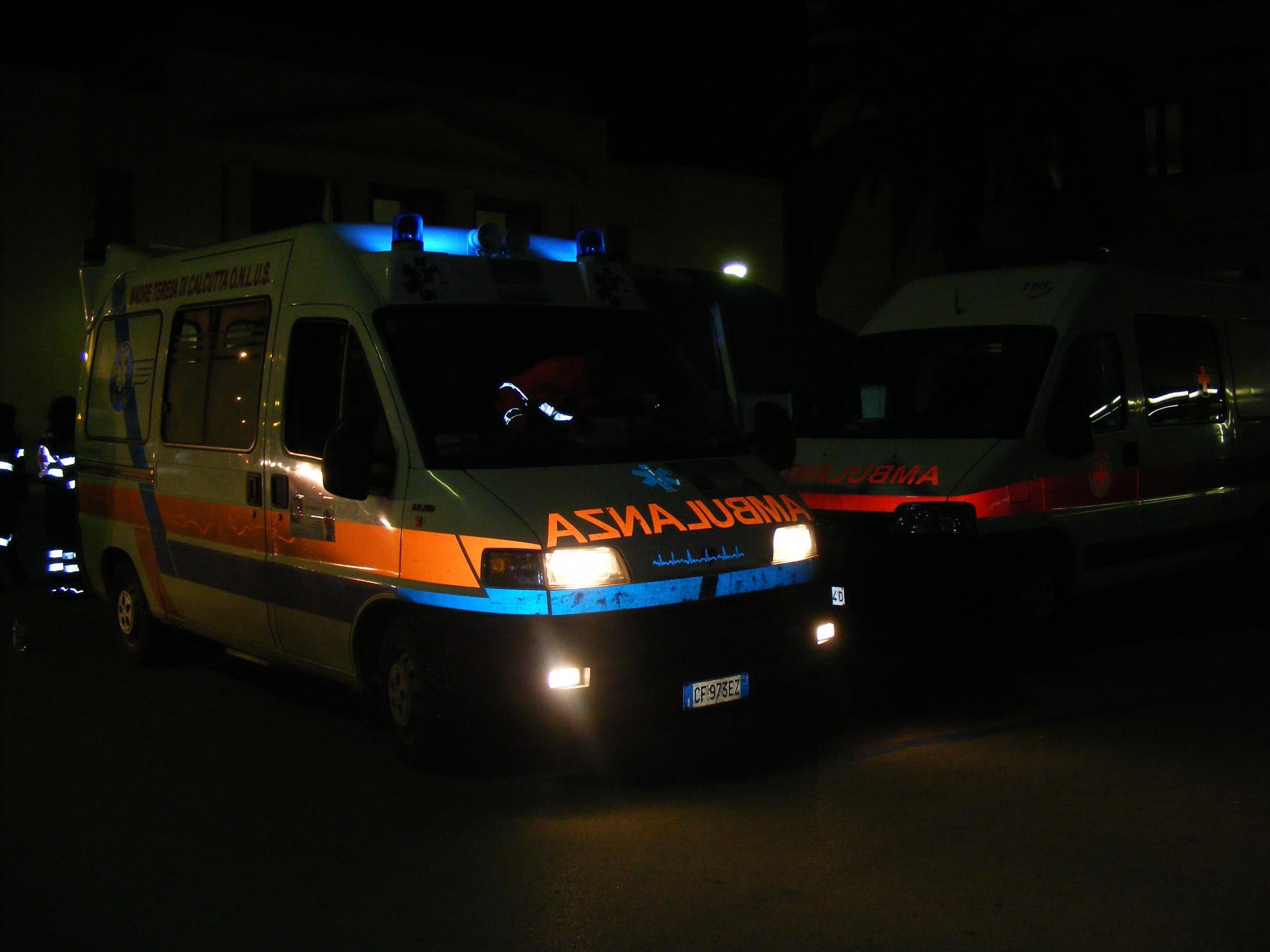 Schianto con la moto, muore 46enne di Castiglion Fiorentino