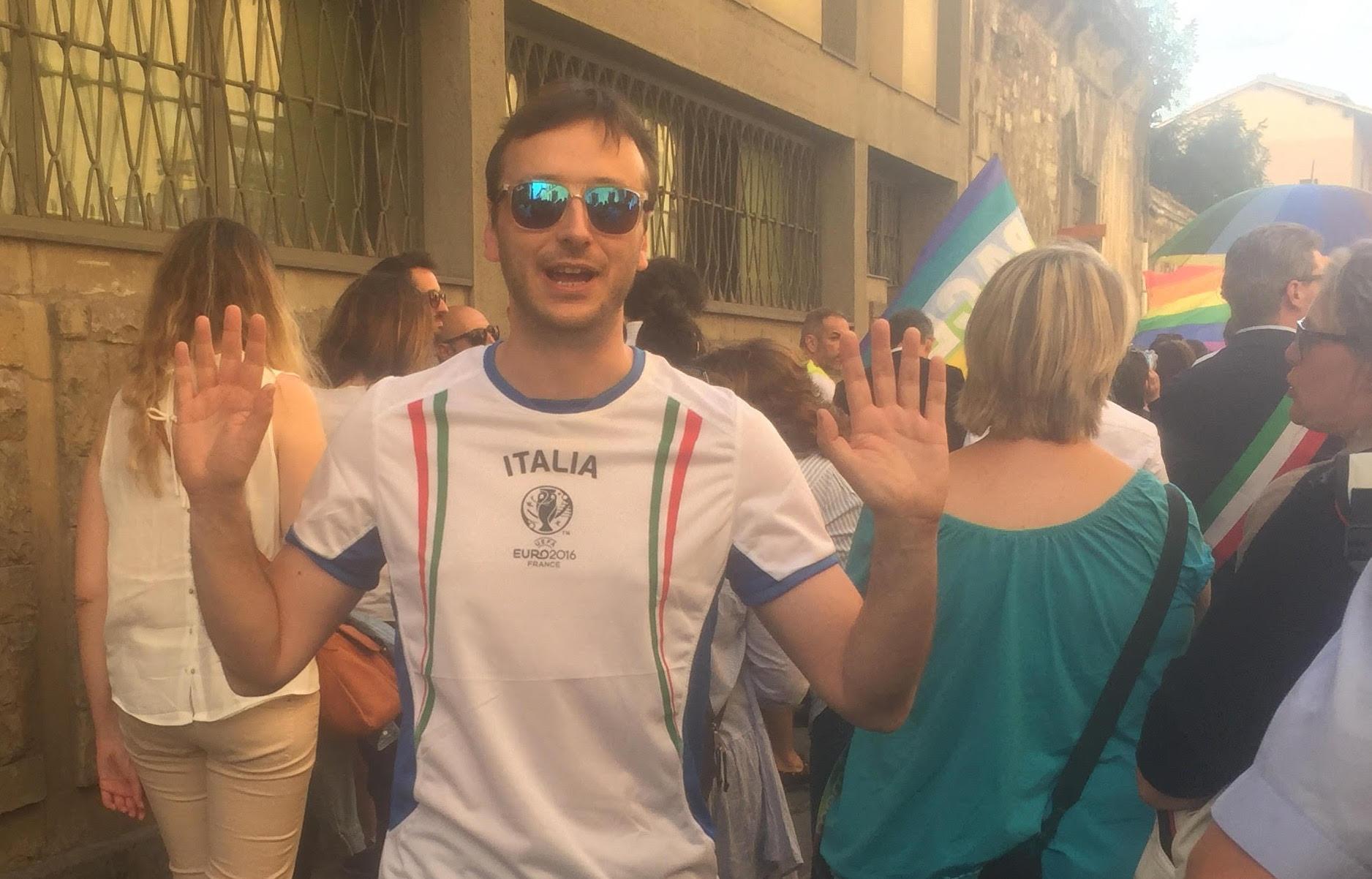 Sono stato al Toscana Pride...
