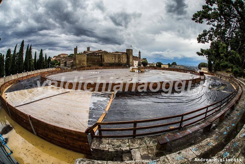 Il Palio dei Rioni Castiglionesi si svolgerà domenica 26 Giugno