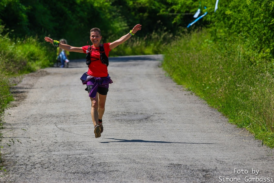 Tatiana Maccherini vince l'Ultrawild Marathon