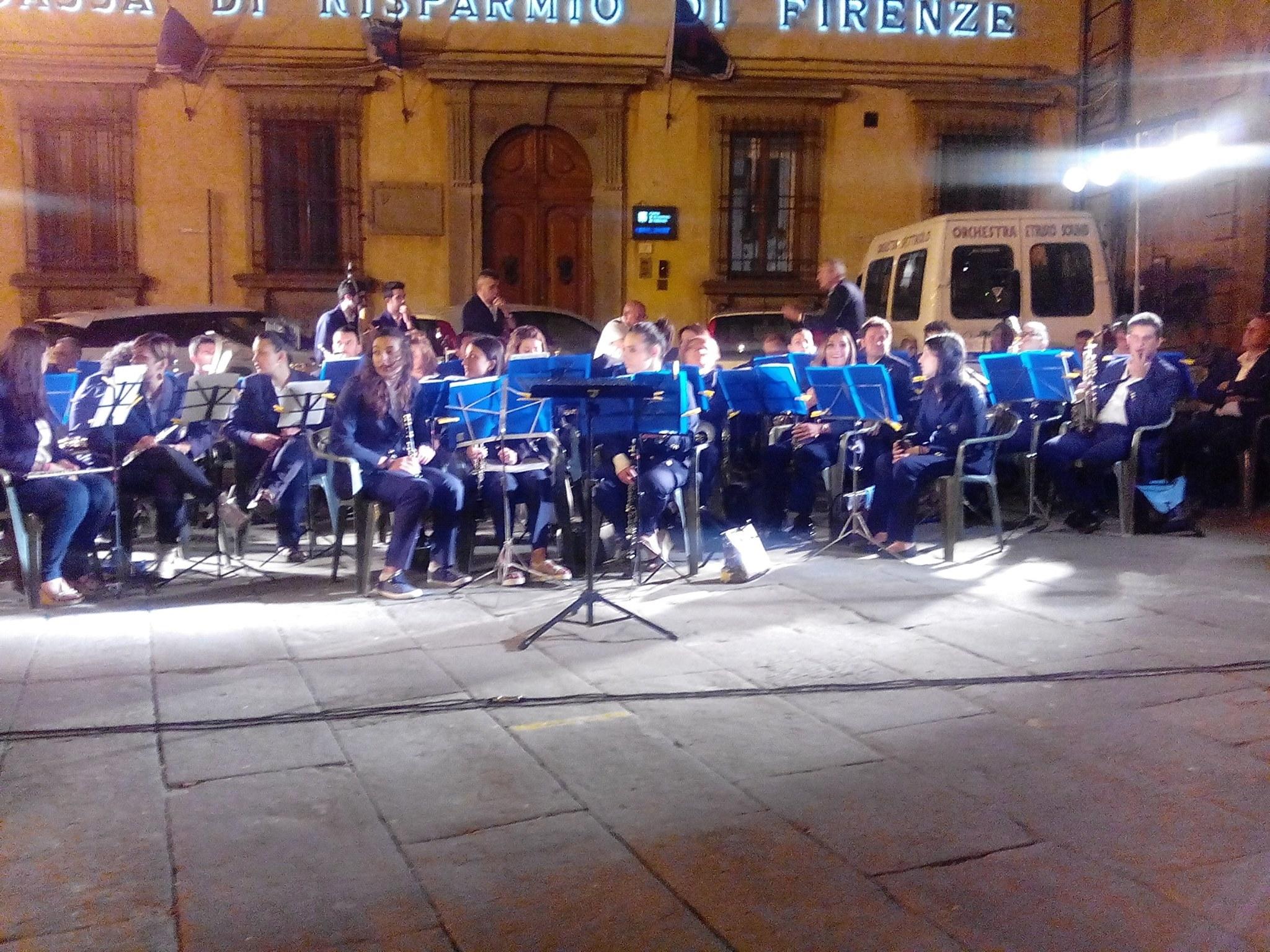 A Cortona sei serate con 'Filarmoniche in piazza'
