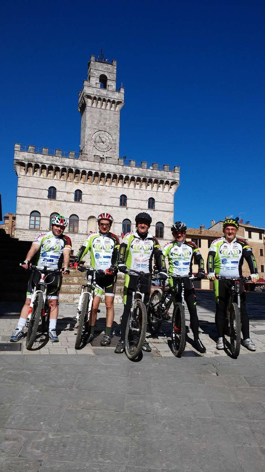 Il Campionato Nazionale UISP di Mountain Bike a Montepulciano