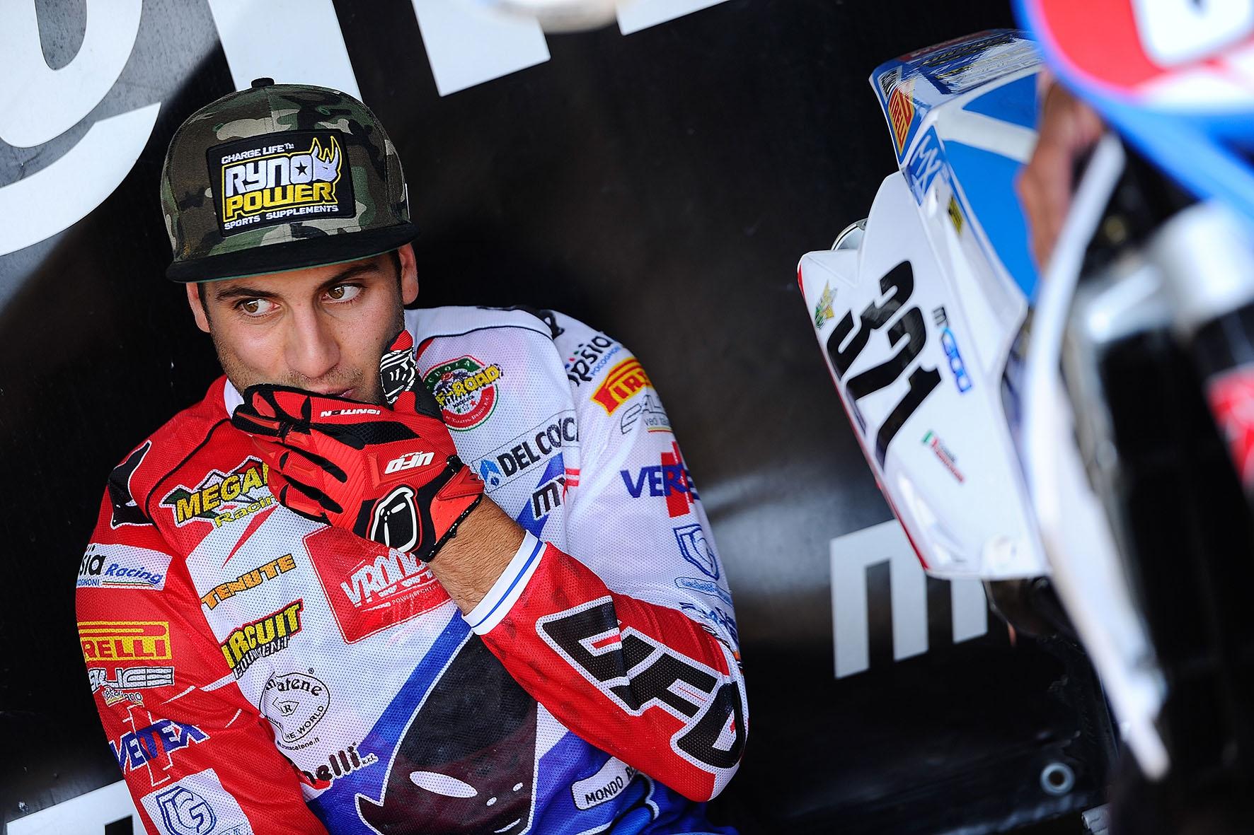 Samuele Bernardini, ancora un ottavo posto nel Mondiale in Francia