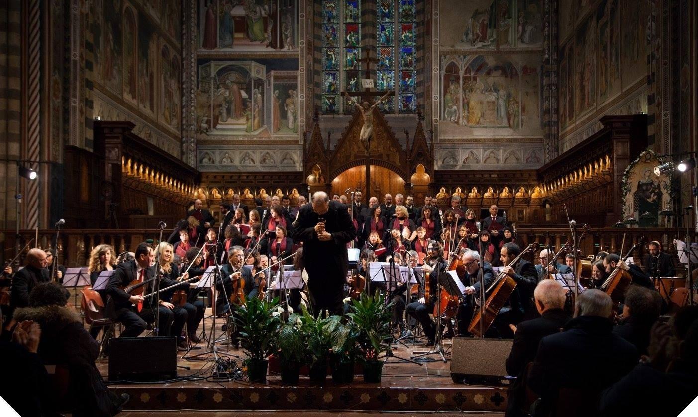 Festival di musica sacra, il concerto di sabato anticipato alle 19