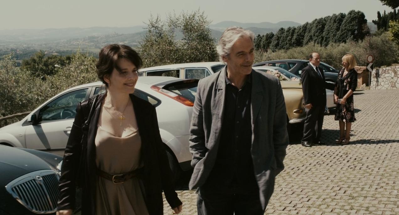 Addio a Kiarostami, girò a Lucignano e in Valdichiana