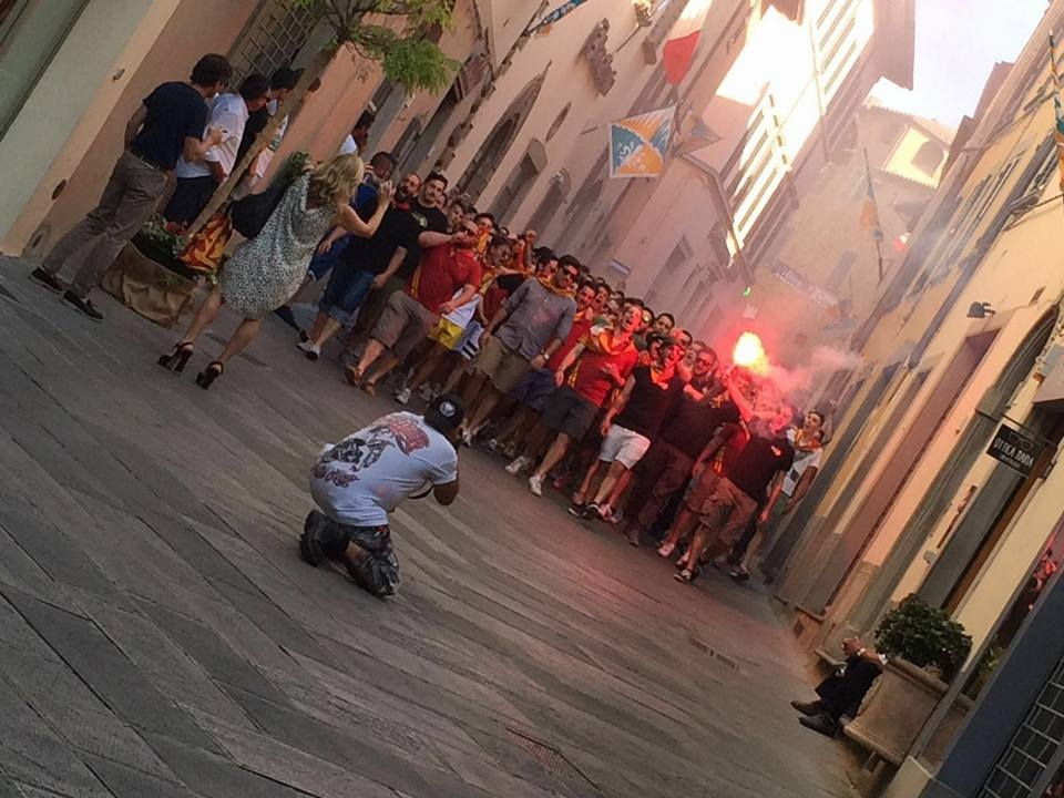 Porta Romana si veste a festa per la sua 13esima vittoria nel Palio