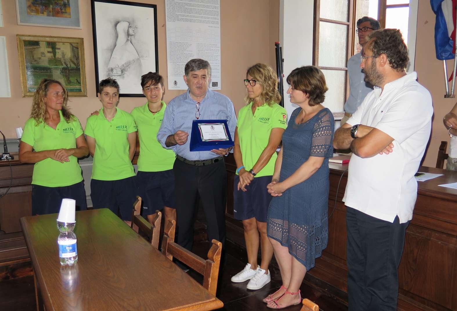 Sport giovanile di base a Montepulciano, fra premiazioni e nuovi impianti